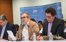JEP imputa por secuestro a ocho ex jefes de las Farc