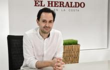 Diego Mesa - ministro de Minas y Energía