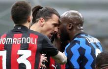 """Ibrahimovic dice que """"no hay espacio para el racismo"""" tras pelea con Lukaku"""