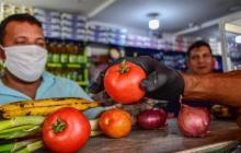 Alimentos concentran gasto de los hogares en Barranquilla