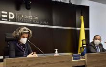 Tribunal de paz definirá ejercicio legislativo de ex jefes de las Farc