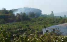 Comunidad del barrio Las Estrellas alertan sobre quemas en área verde