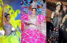 Marcela Dávila, Reina 2011, María M. Diazgranados, Reina 2014, María Cecilia Donado, Reina 1996.