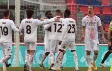 El Milan, más líder pese a un penalti fallado por Ibrahimovic