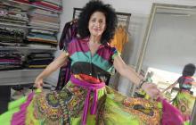 La creatividad para replantearse en pandemia salvó sus talleres de ropa