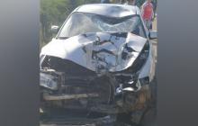 Muere joven wayuu que se estrelló en su moto contra un automóvil