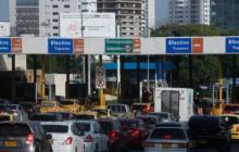 Las protestas ciudadanas en los peajes de Cartagena aumentaron esta última semana.