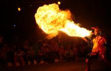 La Carnavalada exalta la fiesta popular en su vigésimo aniversario