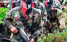 """El ELN niega apoyo a políticos de Ecuador y rechaza """"guerra de información"""""""