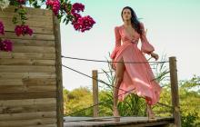 Camila Calderón, una modelo con los pies sobre la tierra