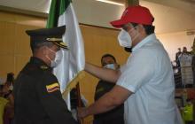 """""""El objetivo es lograr un Sucre seguro"""": nuevo comandante de Policía"""