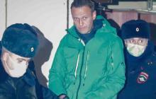 Navalni, de enemigo público de Putin a preso político