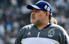 Justicia argentina investiga a psiquiatra de Maradona por falsedad ideológica