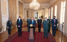 Presidente Duque nombra a Diego Molano como Ministro de Defensa