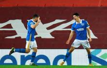 El colombiano Steven Alzate doblega al Liverpool en Anfield
