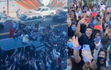 Suspenden encuentro con Maluma en Miami por incumplir normas contra covid-19