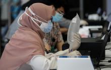 """Indonesia usa """"narices electrónicas"""" para detectar la covid-19 por el aliento"""