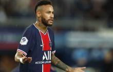 """""""Volveré a una final de la Champions con el PSG"""": Neymar"""