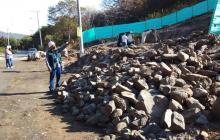 El área intervenida permite construir vivienda, de acuerdo con la modificación que se le hizo al uso del suelo en el POT.