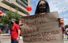 ONU pide a Colombia más eficacia para juzgar ataques a líderes sociales