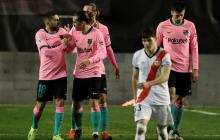 El Sevilla-Barcelona abrirá las semifinales de la Copa del Rey