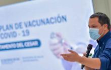 Así será el plan de vacunación contra covid-19 en Cesar