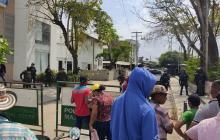 Muere joven en medio de un procedimiento policial en Sucre