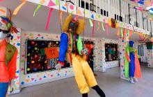 Barranquilla busca la fachada más carnavalera