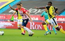 ¿Qué ocasionó el apagón en el juego entre Junior y Alianza Petrolera?