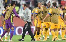 Tigres 1, Palmeiras 0: Meza y los Quiñones, a la final del Mundial de Clubes