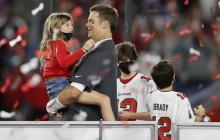 'The G.O.A.T': Brady gana su quinto trofeo de MVP en el Super Bowl