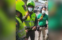 Distrito dice que investigará incidente con ambulancias