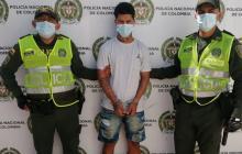 Capturan a presunto homicida de panadero en Malambo
