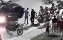 Ataque sicarial en Caribe Verde: un estilista herido