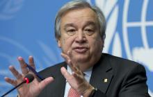 Secretario general de la ONU destaca anuncio de regularización de venezolanos