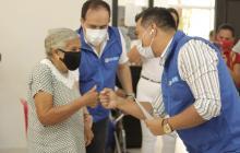 En Riohacha se entregó indemnización a víctimas del conflicto armado
