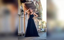 Juliana Lozano: embrujo que desfila por las calles de Cartagena