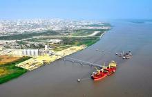 Socializan plan de trabajo en el canal de acceso al Puerto de Barranquilla