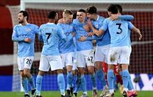 El Manchester City pasa a cuartos de final sin problemas
