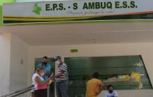 """Usuarios dicen que """"quedaron en el aire"""" tras liquidación de Ambuq"""