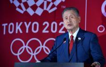 El mandatario no seguirá como presidente de los Juegos Olímpicos Tokio 2020.
