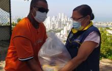 Alcaldía de Cartagena alerta sobre falsa entrega de ayuda humanitaria