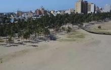 Administración de Riohacha solicitó la concesión tres sectores de las playas