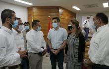 Vicepresidencia garantiza plan de reactivación económica en Montería