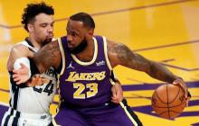 Lakers, Jazz y Mavericks amplían sus rachas triunfales