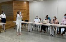 En Montería inicia la socialización del plan de vacunación anticovid