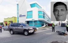 """Concejal que """"maneja"""" el tránsito causa accidente y no portaba licencia"""