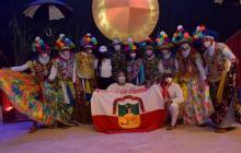 'Señera', una puesta en escena inspirada en Barranquilla