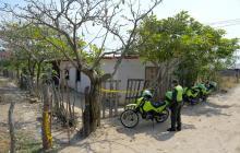 En medio de una riña, mujer mató al esposo de una puñalada en el pecho