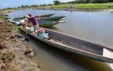 Las situaciones de hurto en la infraestructura y sabotaje de la operación afectan la pesca en el embalse.